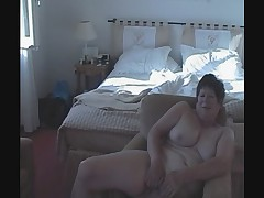 Watch my placid wife blow her cage of love