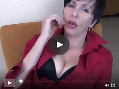 Smokin' Dads Wife - Seasoned Mommy Tugjob & Oral sex in POV