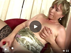 Amazing melodious mom requires a worthy fuck