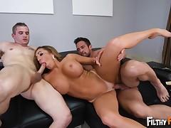 Richelle Ryan - Centerfold Makes love Her Stepson