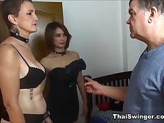 Enforcement of Slutwife D - ThaiSwinger