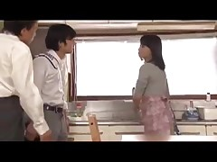 japan frustrating mommy creampie