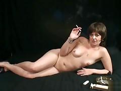 Smoking Mom