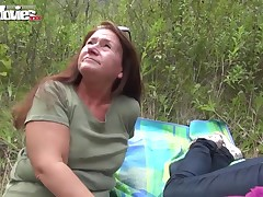 Those twofold sexually excited ripe lesbians require to sex cream off always other outdoors! Licking and very always other´s wet crack pending they cum!!