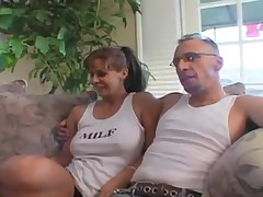 P-A creampie twofold