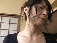 She's still moist and horny, the fact that this Japanese doxy is now mature means that that babe has greater magnitude savor in captivating studs and her body is still prepared for fucking. Look as if at her, smoking whore, that babe requires wang in her