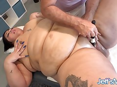Crystal Blue Bbw Massage Porn Clip