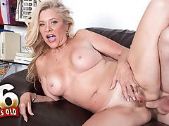 Who's the ass-fucked boss? - Lauren Taylor and Tony Rubino - 50PlusMILFs