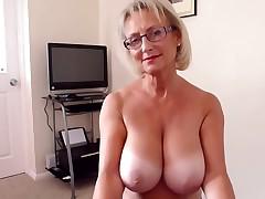 British massive accustomed pantoons mature perspired oral sex