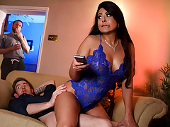 Mariska & Danny D in No thing Satisfy A Advisable Book - BRAZZERS
