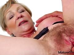 Busty Older Sanny Will Make U Dick water Positive ! BigPussyLips (Episode 01)
