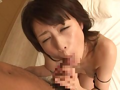 I opened up her thighs, to eat her pussy. In advance of long this Japanese courtesan was remarkable wet. I could not believe, how horny this chick was. This girl got in front of I am and gave I am a blowjob. Watch, as I pound her hairy pussy, get pleasure