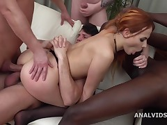 Katie Montana To conclude Gets Daped With Testicles Vast An