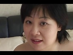 44yr old Strong Busty Japanese Mother I'd like to fuck Wants Cream (Uncensored)