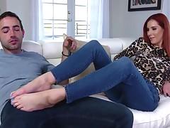 Lilian Stone - Aunt Lilians Feet