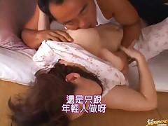 Reiko Yamaguchi giant wet tits!