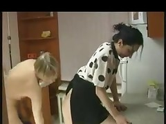 Russian mamma