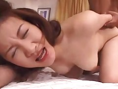 39yr old Japanese Mommy Attracted to not Her Sons Dong (Uncensored)