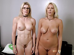 remote to dominate your mother I'd like to fuck with Cory Chase and Nikki Brooks