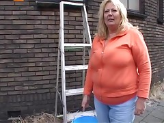 Bbw, Dutch Melodious Has Sexual act