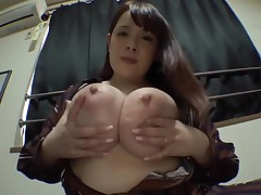 Nina Nishimura Super Meat Bullets Breast Relatively Same I Cup Is About