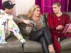 Ryan Conner in My Step Mother I'd like to fuck Is A Porn Star, Scene #01 - BurningAngel