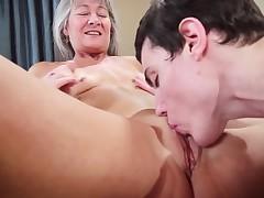 Extreme Milf Leilani - Taboo Grandmother Leilani Lei Has intercourse Grandson For Birthday Present