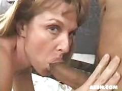 Mature ladies getting good cum