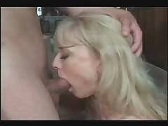 Mrs. Hartley Seduces Her Son's Friend