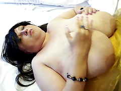 SSBBW Anika Q-cup - Plump On In the past Jiggles