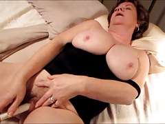 Dianne wanking