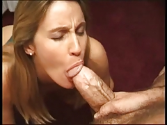 Milf Sucks Your Cock And Benefits from A Creamy Face !