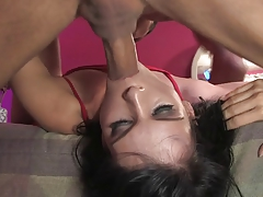 dirty talking milf accepts drilled and anal