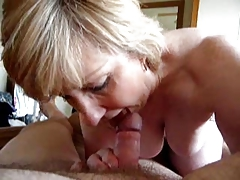 My Milf  taking in stick
