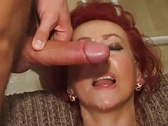 Redhead Mature Office Prostitute