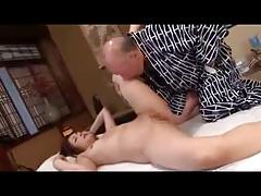 Satsuki makes love the full-grown