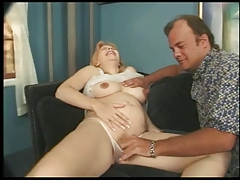 Appealing Preggy Krista Gets Her Concepted Fur pie Fucked