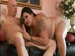 SEXY MOM n120 brunette anal bbw seasoned