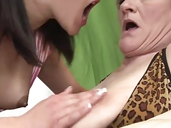 Lez fun - infant babe likes matures