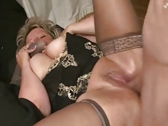 DENHAAGMAN - AWESOME ANAL DREAMFUCK GRANNY-WOW