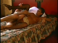 Alishea bangs youthful buck in hotel room