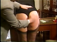 Insubordinate fairy chick's anus purchases spanked