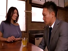 Japanese Mother Seduces Younger Teacher...F70