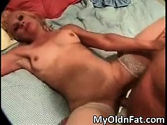 Nasty sexually intrigued blond MILF part2