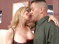 Mother I'd like to fuck Attracted to Anal - Nina Hartley