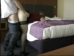 Elle offre son cul dans un hotel
