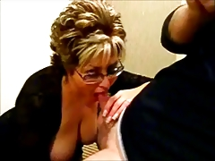 Larger amount Sticky Milf Sucks