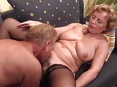 Adult Secretary bangs her old Boss