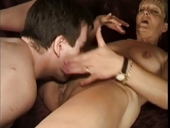 Full-grown woman fucked heavy - 2