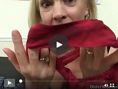 Do all British grannies love perspired underwear?